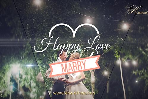 HAPPY LOVE SIMPLE
