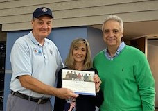 Pat & Gisele Matarese Named Family of the Month for January