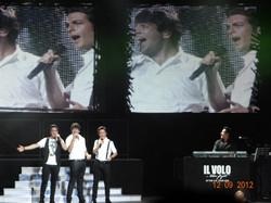 Miami IL VOLO Tour 2012