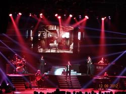 """Tour """"IL VOLO"""" 2012"""