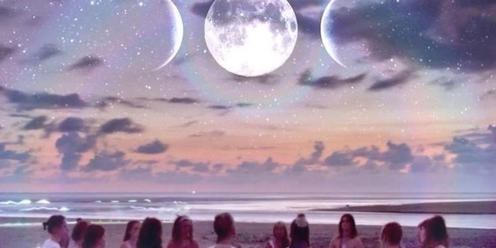Under The Same Moon- A World of Wisdom Lunar Ceremony