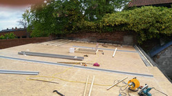 Newark Fibreglass Flat Roof