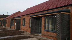 New Fibreglass flat roof