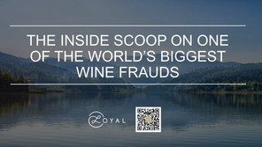 THE INSIDE SCOOP ON ONE OF THE WORLD'S BIGGEST WINE FRAUDS