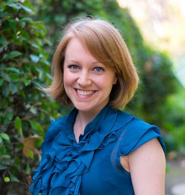 Susanna Vaughan Professional Headshot