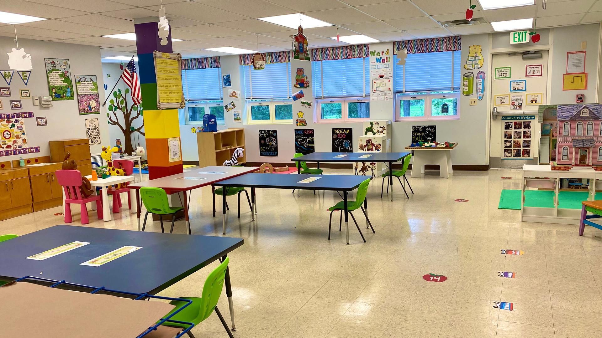Noah's Ark Classroom