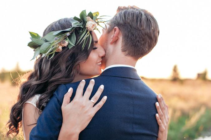 О морской свадьбе, молодоженах, живущих в другом городе и хорошем ведущем.