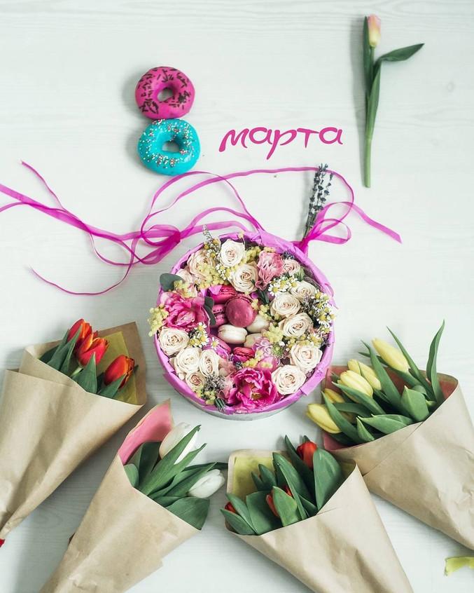 Вся правда о цветочницах 8 марта