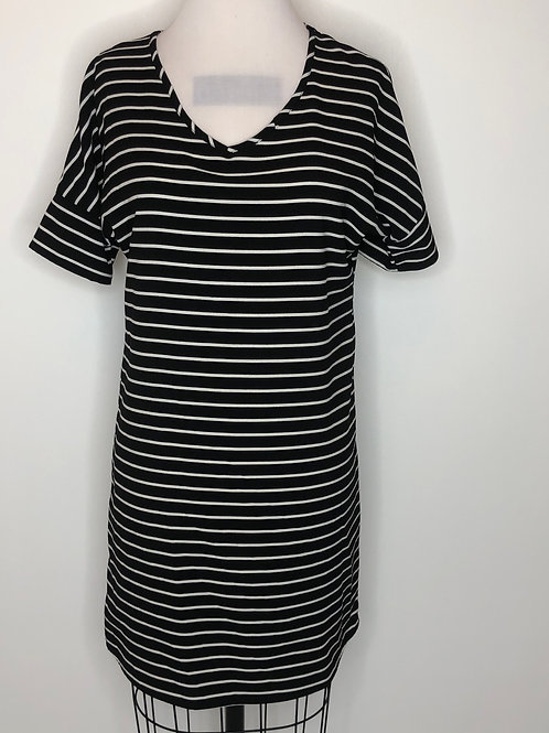 Black and White Dress Size Small 4