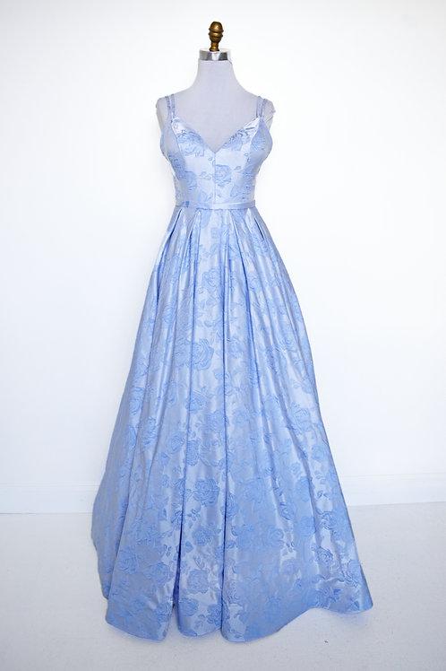 Sherri Hill Lavender Ballgown - Size 6