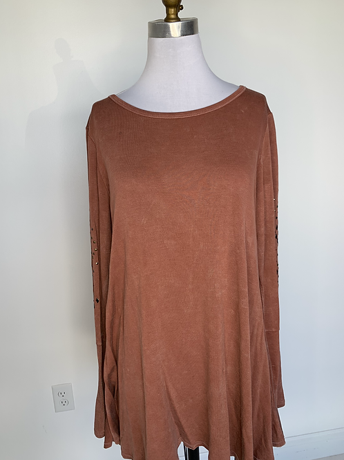 Knox Rose Top - Large