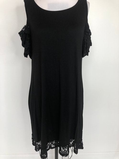 Black Dress Size 14