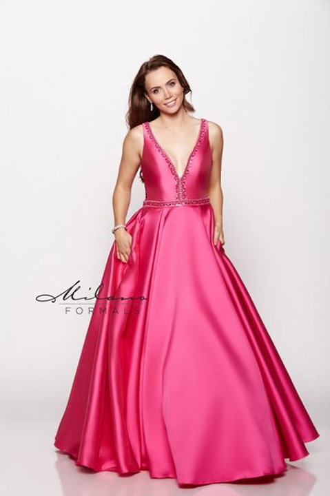 Milano Formals Hot Pink - Sizes 14-22