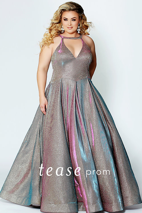 Tease Prom Iridescent - Sizes 14-32