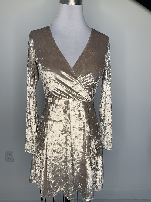 Champagne Dress - Small