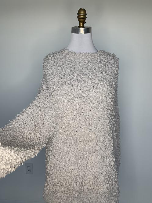 Pink Lily Sweater - Medium