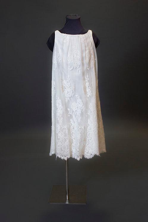 White Lace - Size 4