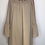 Thumbnail: Taupe Blouse with Ruffled Sleeve