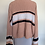 Thumbnail: Striped Sweater - Large