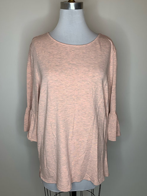 Adrianna Papell pink top - Size XL