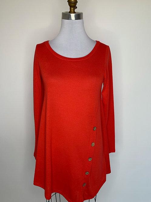 Red top - size medium