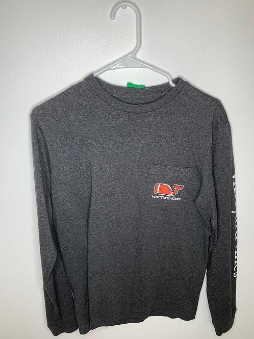 Vineyard Vines Gray Shirt - Size XS