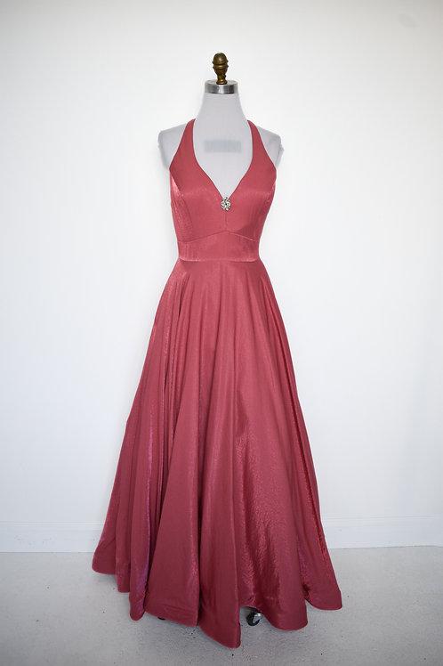 Mauve Ballgown - Size 10