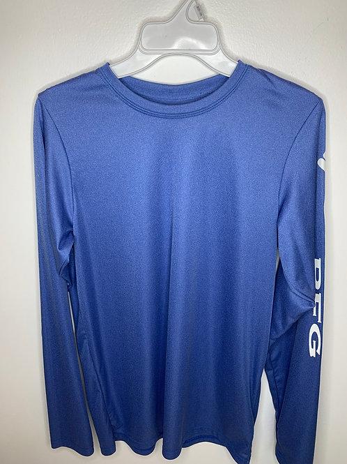 Blue Columbia Shirt Boys - Size XL