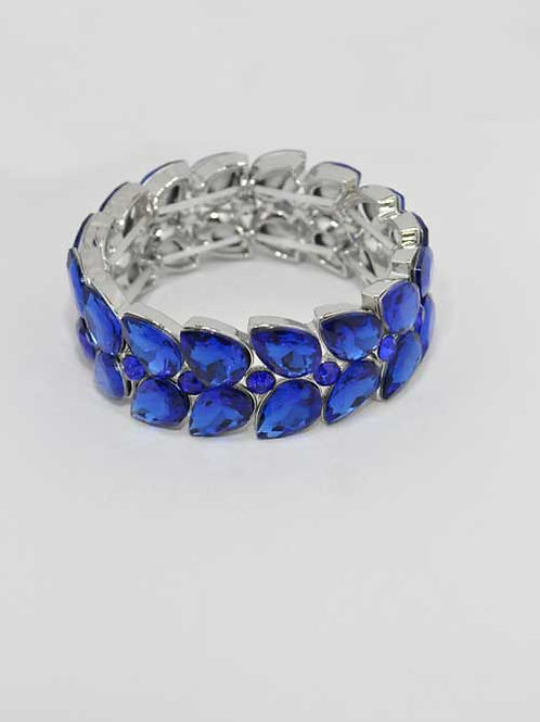 Sapphire Blue Bracelet