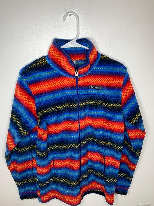 Columbia Multi-Color Jacket Boys -Size XL