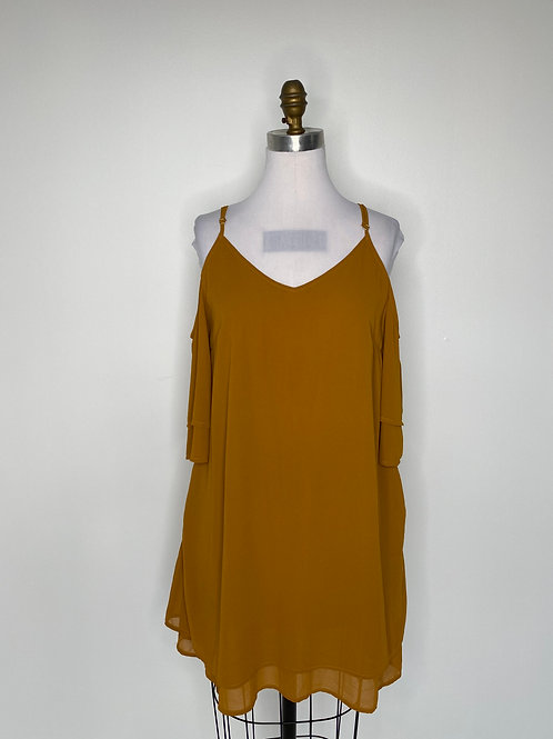 Gold Dress Size 10