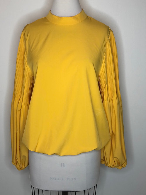 Yellow Blouse Large