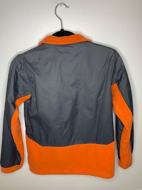 Columbia Orange Jacket Boys - Size large
