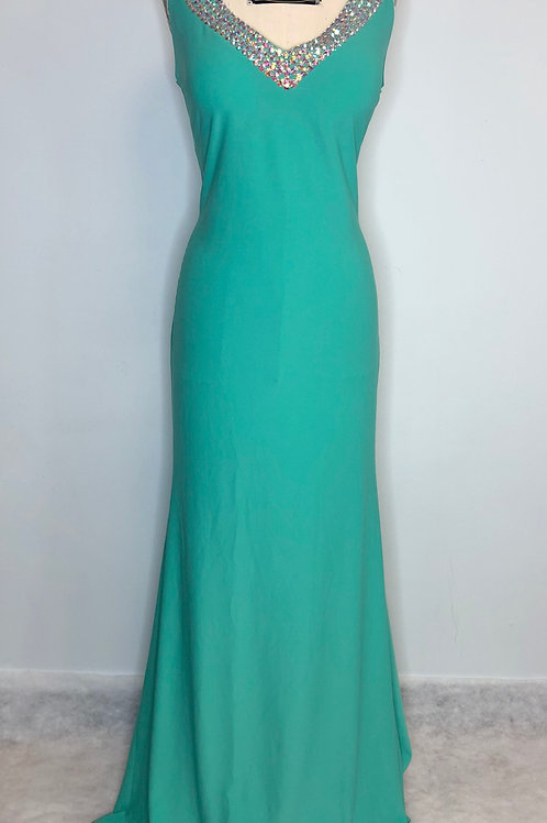 Teal Jersey - Size 14