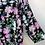Thumbnail: Talbots Floral Blouse XL