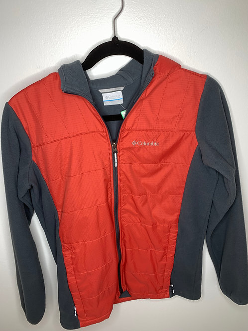 Columbia Red jacket Boys - Size Large