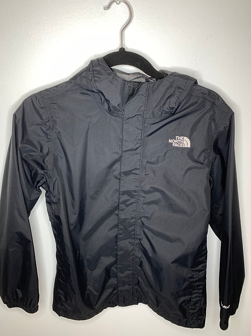 The North Face Black Ranjacket Boys - Size Large