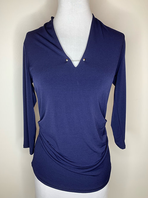New Navy Top - size XS