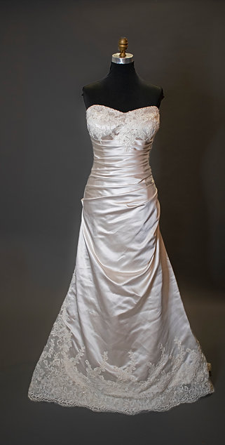 Essence Wedding Gown - Size 16