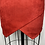 Thumbnail: NEW Back Down South red suede skirt - size 4