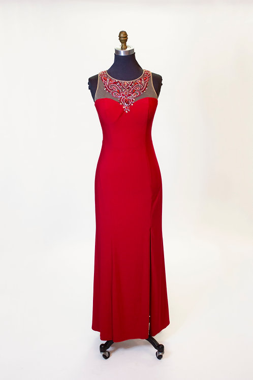 Red Jersey - Size 6