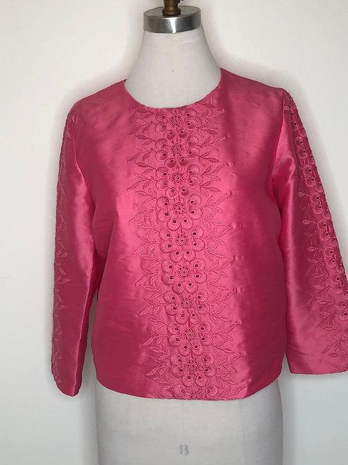 Bright Pink Shirt Size Small