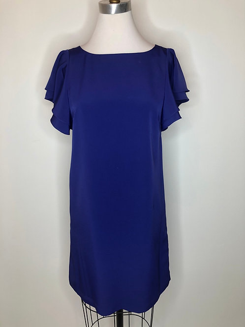 Royal Blue Dress 6 Petite