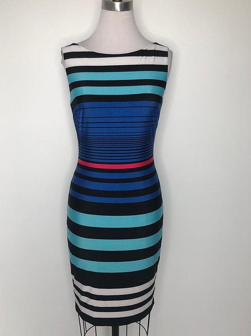 Cach'e Multi-Color Dress Size 6