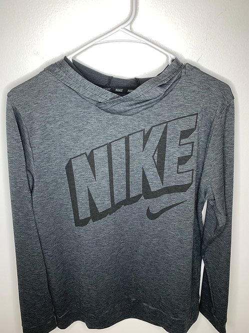 Nike Gray shirt Boys - size XL