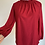 Thumbnail: Red Blouse - Medium