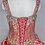 Thumbnail: Tiffany Coral Girls Pageant - size 10