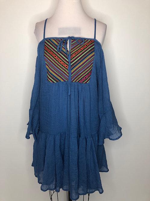 NEW! Blue Dress Small