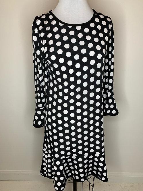 Michael Kors Black & White Dot - Size 18