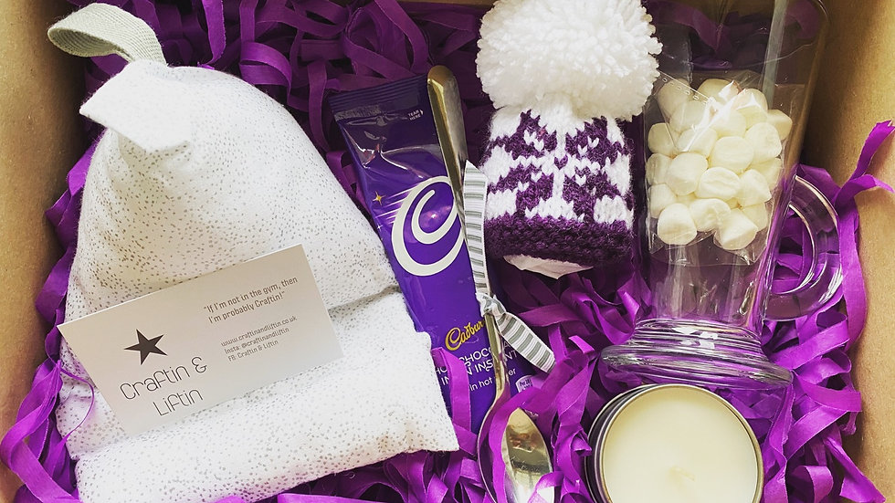 Cadbury's Hot Chocolate Mini Lux Hamper